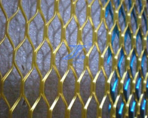 Copper Expanded Metal Fence (factory) pictures & photos