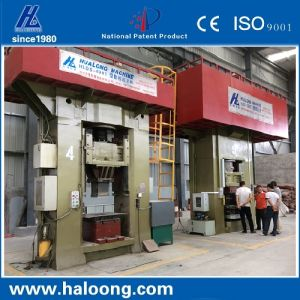 2017 Max Pressure 8000kn Static Pressure Type Refractory Stamping Press