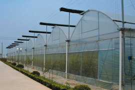 Supply Greenhouse Framework for Agricultural