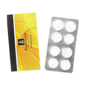 Coin Tissues 8PCS Blister Pack with Wrapped Cardboard pictures & photos