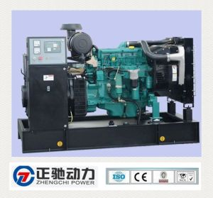 Volvo Power Diesel Generator with Soundproof and Low Price