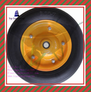 Super Quality PU Foam Wheel with Size 300-7, 300-8, 400-8