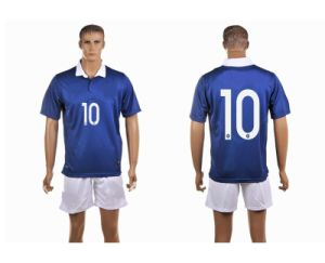 France′s National Soccer Team Jersey in The 2014 World Cup