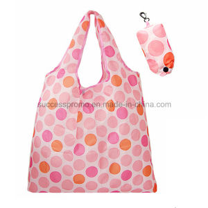 Promotional Popular Polyester Foldable Shopping Bag pictures & photos