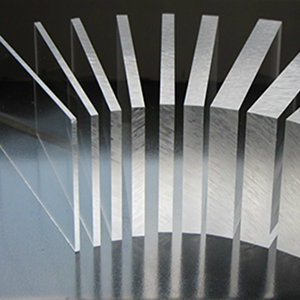 Laser Cutting for Organic Glass Thickness From 2.0mm to 40mm