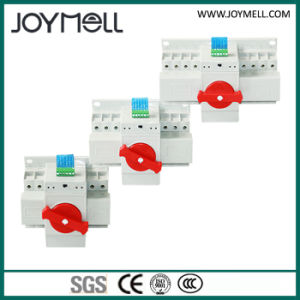 China Electric Circuit Breaker Type 2p Automatic Changeover Switch ...