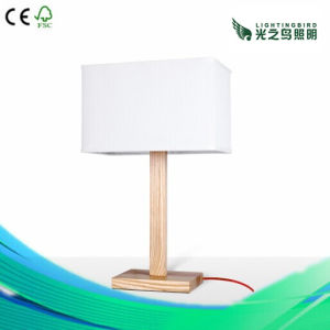 Lightingbird Professional Fashion Hotel Wood Table Lamp (LBMT-ZS)