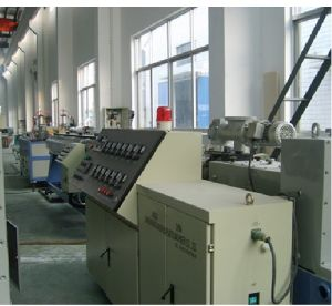 CE/SGS/ISO9001 PE Pipe Production Line / PE Pipe Making Line pictures & photos