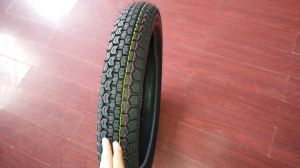 Motorcycle Spare Parts, Non-Slip Motorcycle Tyre Tire 3.25-18