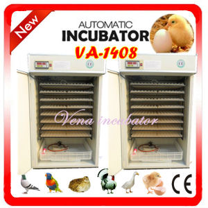 CE Approved Fully Automatic Poultry Incubator for 1500 Eggs pictures & photos