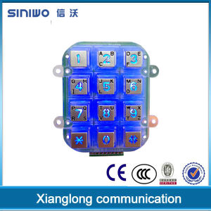 Fashion New Standard PS/2 USB Backlit Keypad