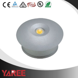SAA Warm White LED Recessed Cabinet Light