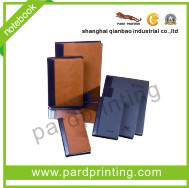 PU Soft Cover Office Notebook (QBN-1406)