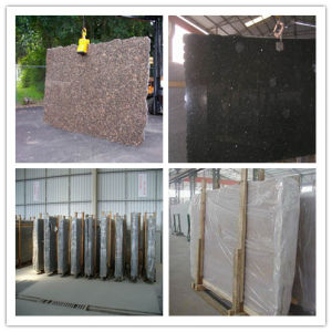 Best Price Imported Gangsaw Granite Slabs for Countertop / Tiles