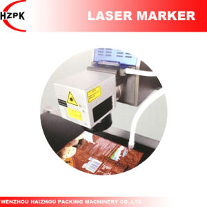 Hzlf -30 Product-Line Type Fiber Laser Marker Marking Machine From China pictures & photos