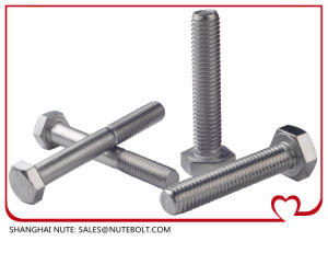 Stainless Steel Bolt (A2) pictures & photos