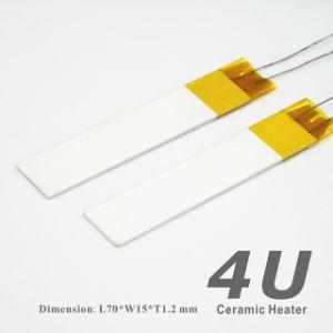 Ceramic Heating Element for Hair Straighteners