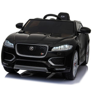 Jaguar Electric Car With Remote Control For Big Kids