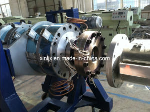 PE/PP/PPR/PVC Pipe Extruder Machine Mould PVC Pipe Line pictures & photos