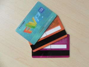 Super RFID Magnetic Stripe with Hico Smart Card