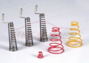 Metal Tower Shaped Large Compression Springs