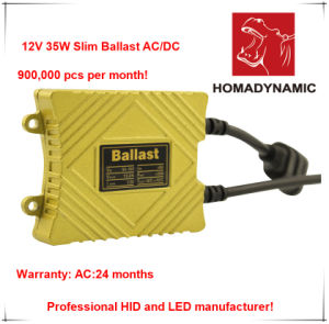 High Quality New 35W Fast Start HID Ballast for Auto Head Lamp pictures & photos