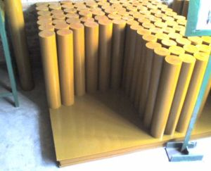 Urethane Bar for Seal Processing pictures & photos