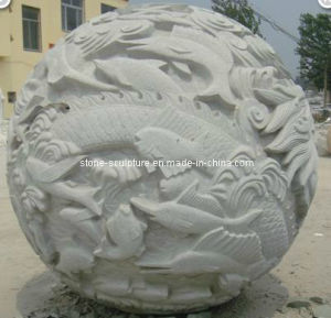 Stone Carving Ball