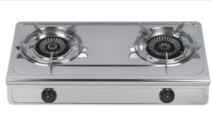 201 S/S Gas Cooker