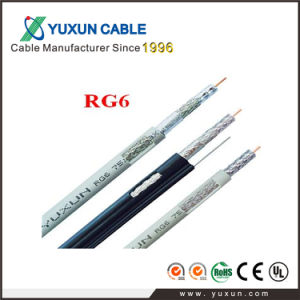 CCTV Antenna RG6 Coaxial Cable with Low Loss