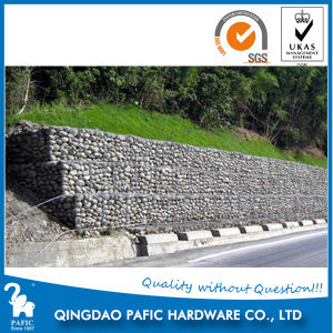 Galvanized Gabion for Wall Cladding pictures & photos