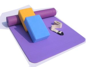 Eco-Friendly Yoga Mat, Rubber Yoga Mat pictures & photos