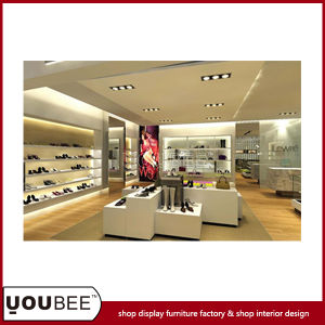 Awesome Retail Shoes Shop Display Furnitures For Shopping Mall From Factory