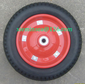3.00-8 PU Foam Wheel pictures & photos