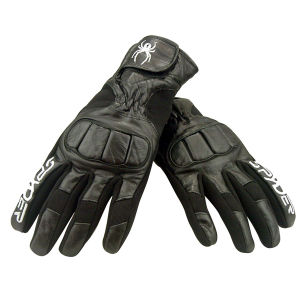 Tactical Full Finger Airsoft Supple Leather Spider Glove