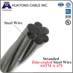 Gsw, Stay Wire, Guy Wire, ACSR, Acss Core Wire pictures & photos