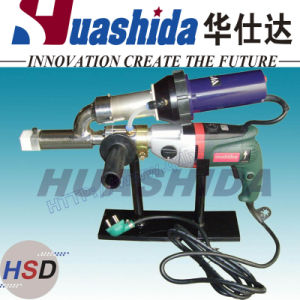 Plastic Extruder Welding Gun PE Hand Extruder (HJ-30B) pictures & photos