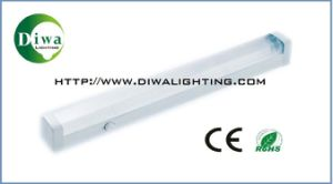 T8 Fluorescent Fitting with CE, RoHS, IEC Approval (DW-T8DFX) pictures & photos
