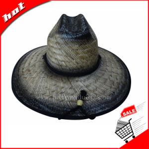 Rush Straw Hat Sun Hat Straw Hat pictures & photos
