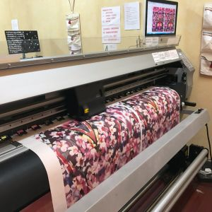 Ultra Price 50GSM 1.6m*200m Sublimation Transfer Printing Paper for Single Pass Printer for Ms, Reggiani