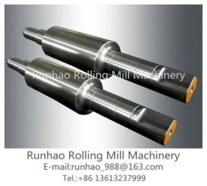 High Quality Hot Rolled Roller Mill Roll pictures & photos