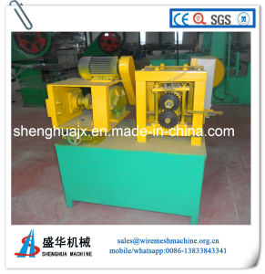 Hydraulic Crimped Wire Mesh Machine, Crimped Wire Mesh Machine pictures & photos