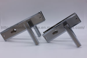 Aluminum Handle on Iron Plate 062 pictures & photos