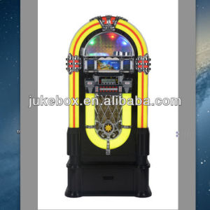 Jukebox LED Light with CD Player USB SD Bluetooth Function Jukeboxes