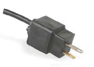 NEMA 5-15p Power Cord with Overcurrent Protector pictures & photos