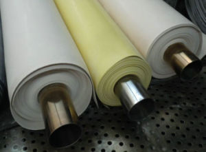 Viton Rubber Sheet, FKM Rubber Sheet, Fluorubber Sheet with Black, Brown, Green etc. pictures & photos