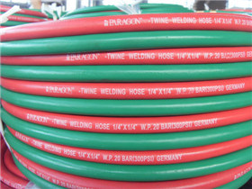 China Manufacture Twin Line Welding Hose pictures & photos