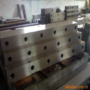 Heavy Plate Mills Shear Blades pictures & photos