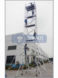 Aluminum Alloy Double-Wide Scaffold (RHP-MR) pictures & photos