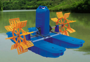 2PCS Paddle Wheel Fishpond Aerator (YC-0.75) pictures & photos